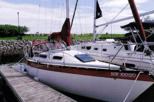 Canadian Sailcraft 27