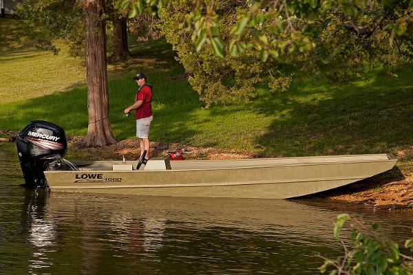 Lowe Roughneck 1860 Big River
