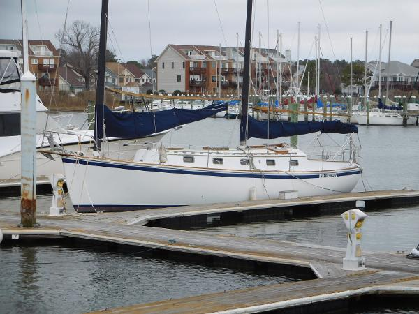 Herreshoff Cat Ketch