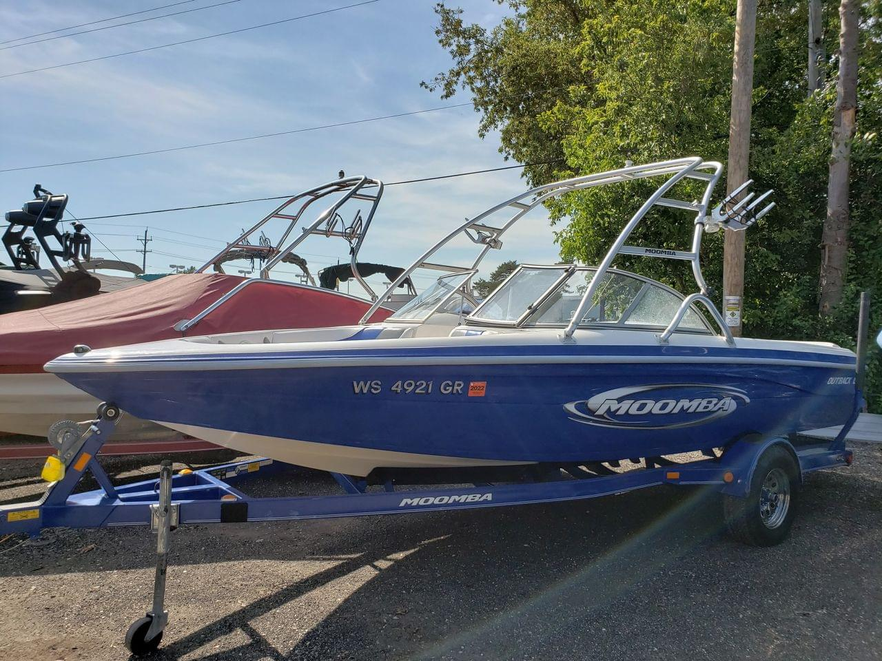 Moomba Outback LS