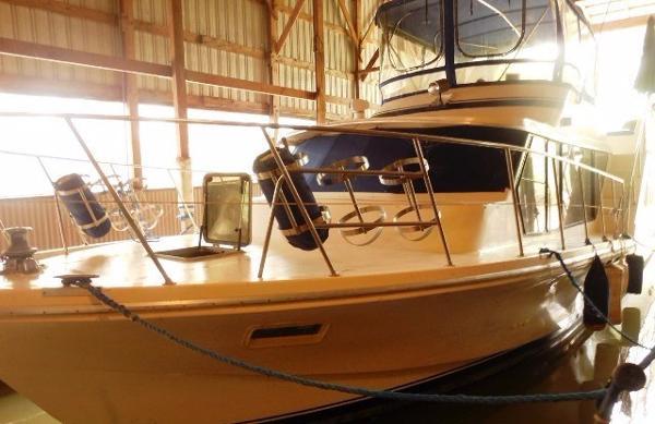 Blue Water 510 Coastal Cruiser