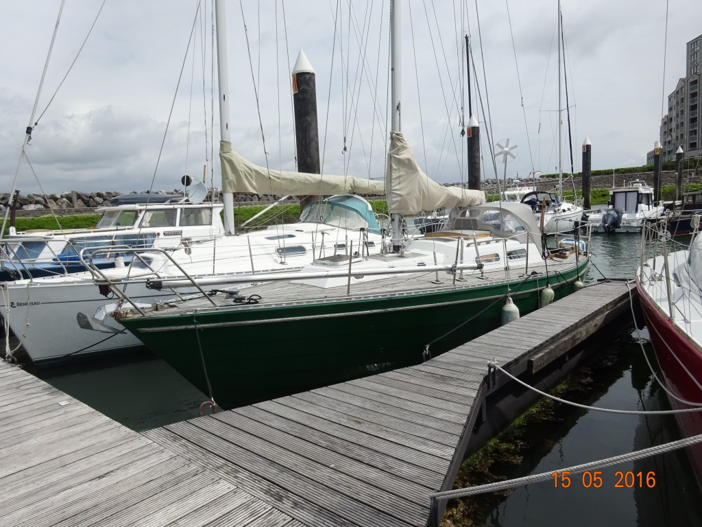 Brooklin Boatyard Stringer 915