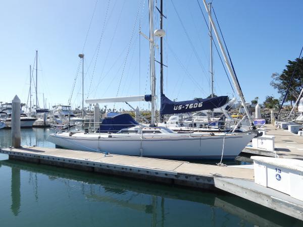 J Boats 41 J 41 profile