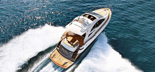 Queens Yachts 45 hard top