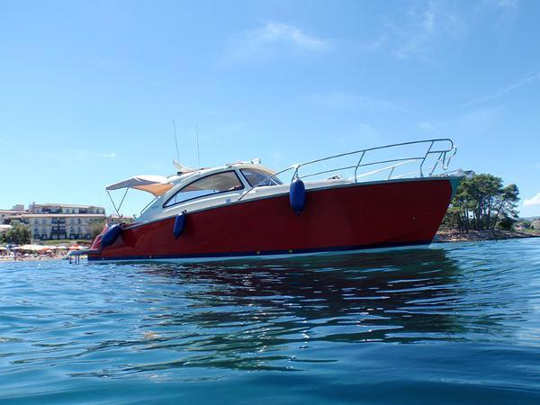 Motor Yacht Sailor 34