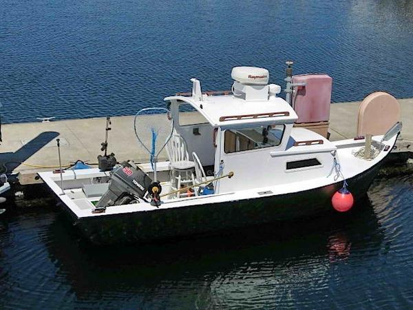 Pacific boat brokers inc boats for sale 3 for Fishing boats for sale