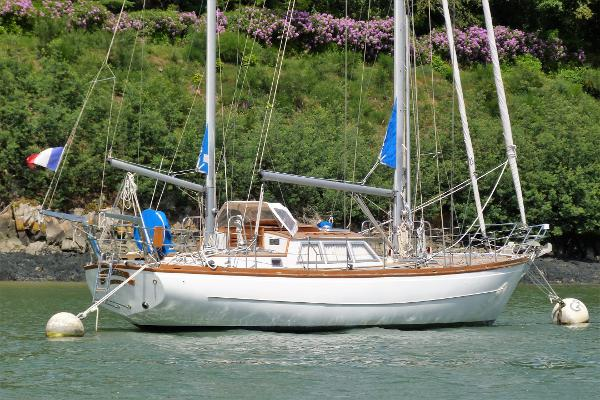 Chassiron 43DH Ketch Chassiron 43DH