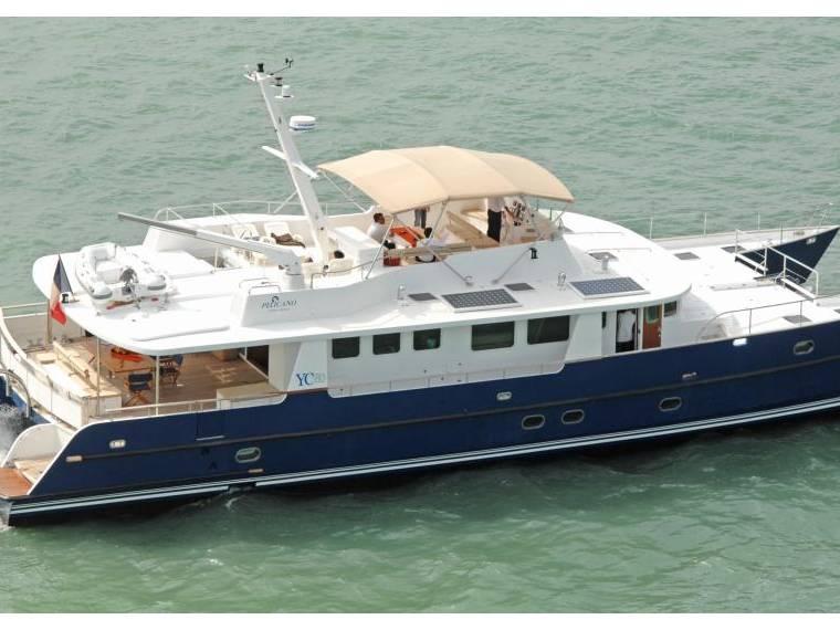 Tropic Composites Tropic Composites YC 80 Long Range Catamaran