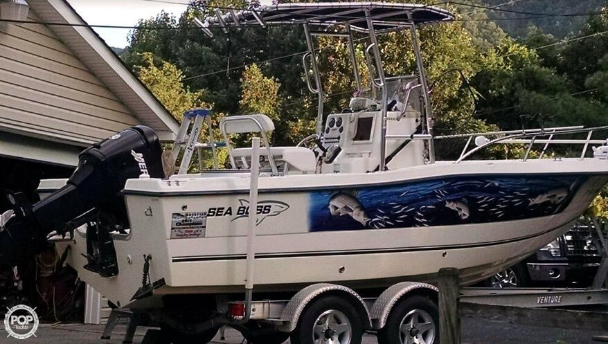 Sea Boss 210 Center Console 2006 Sea Boss 210 Center Console for sale in Moneta, VA