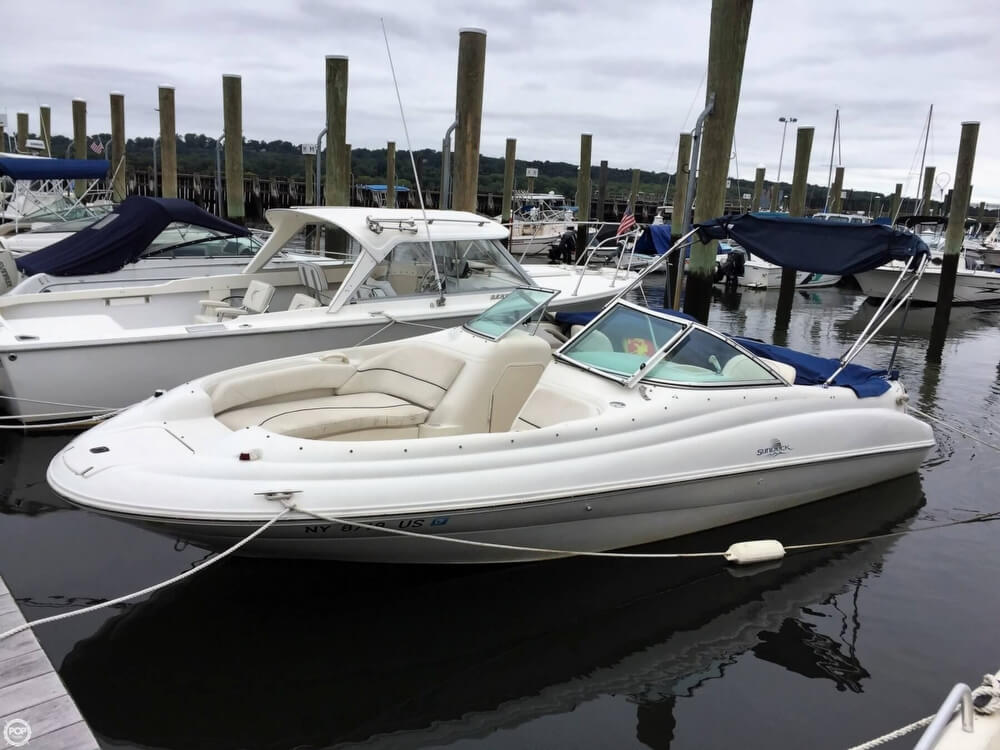 Sea Ray 210 Sundeck 1999 Sea Ray 210 Signature BR for sale in Glenwood Landing, NY