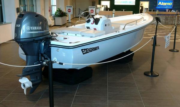 Puffin Boat Company Edendriver