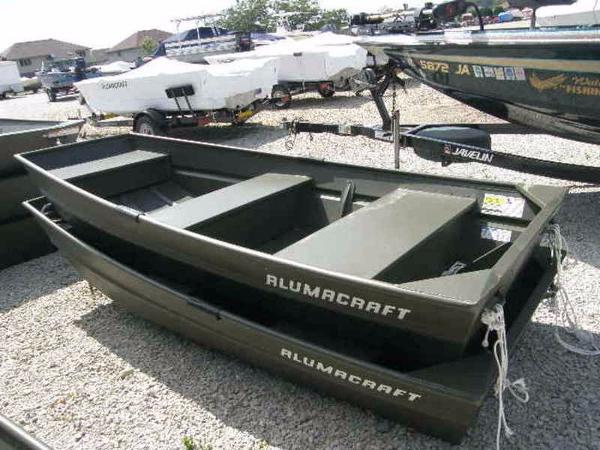 Alumacraft 1036 Jon