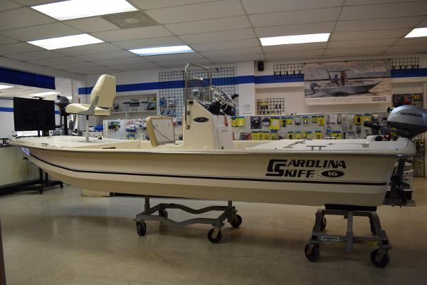 Carolina Skiff J Series 16 CC