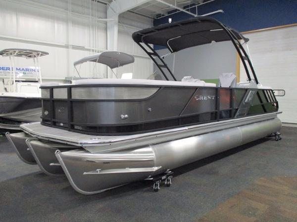 Crest Pontoon Boats 250 Caliber SLC CP3