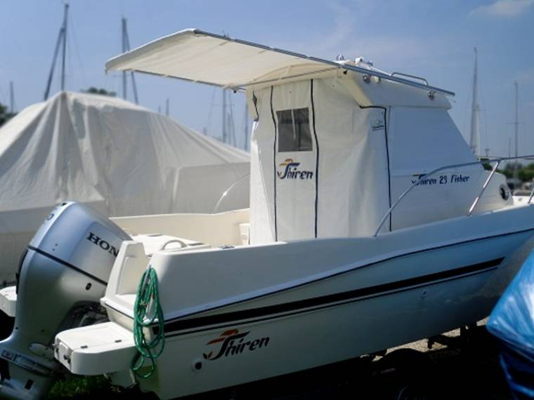Shiren Shiren 23 Fisher Cabin