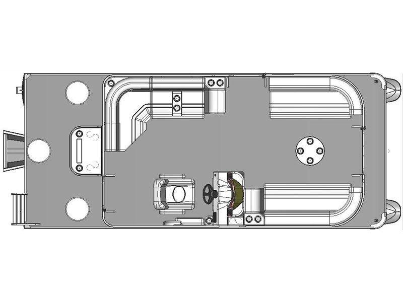 APEX MARINE 820 Splash Pad