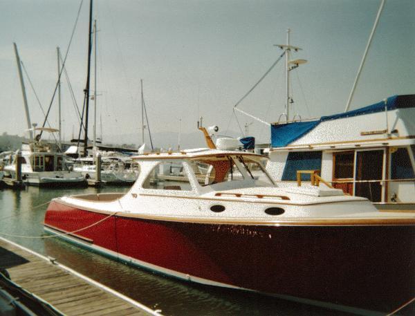 Hinckley Picnic Boat Classic Zinger