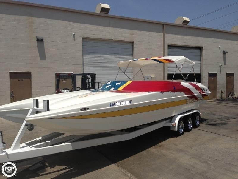 Conquest Boss Cat 28 2001 Conquest Boss Cat 28 for sale in Lake Havasu City, AZ