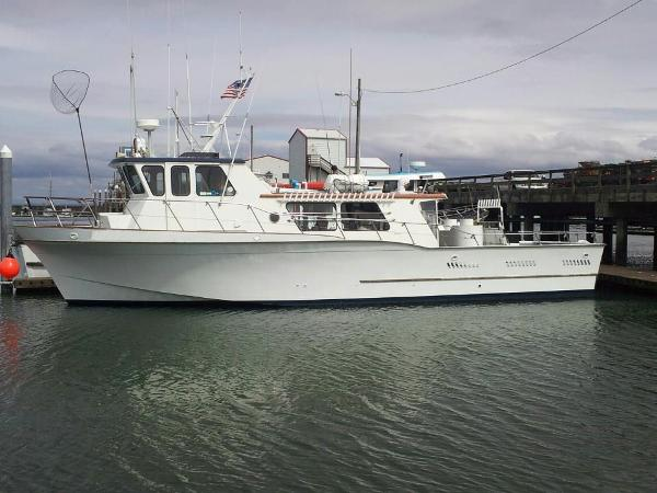 Uniflite boats for sale for Commercial fishing boats for sale gulf coast