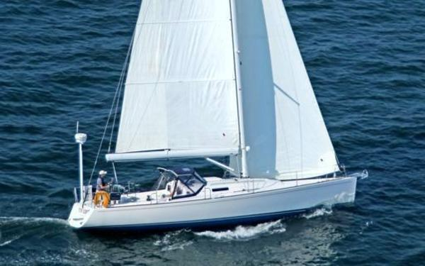 J Boats J/124 J/124 - Sea Loft - Owners Photo