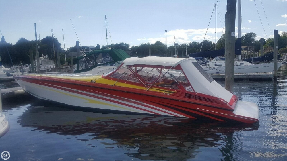 Scarab 38 Thunder 1993 Scarab 38 Thunder for sale in Tiverton, RI