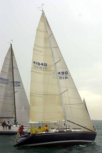 Carroll Marine, Ltd. Frers 41
