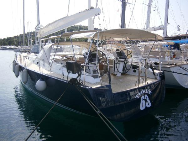 Hanse 630e for sale