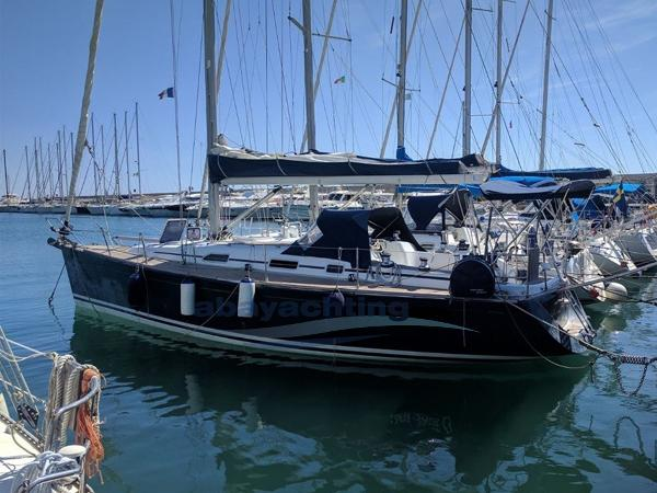 Cantiere del pardo Grand Soleil 40 Abayachting Cantiere del Pardo Grand Soleil 40 1