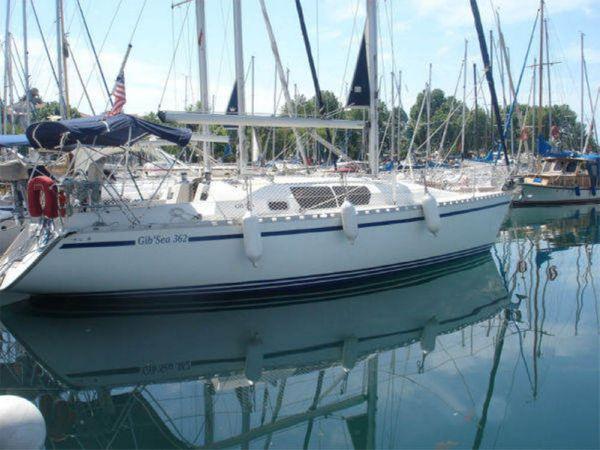 Dufour GibSea 362 Dufour GibSea 362 - Sailing Yacht