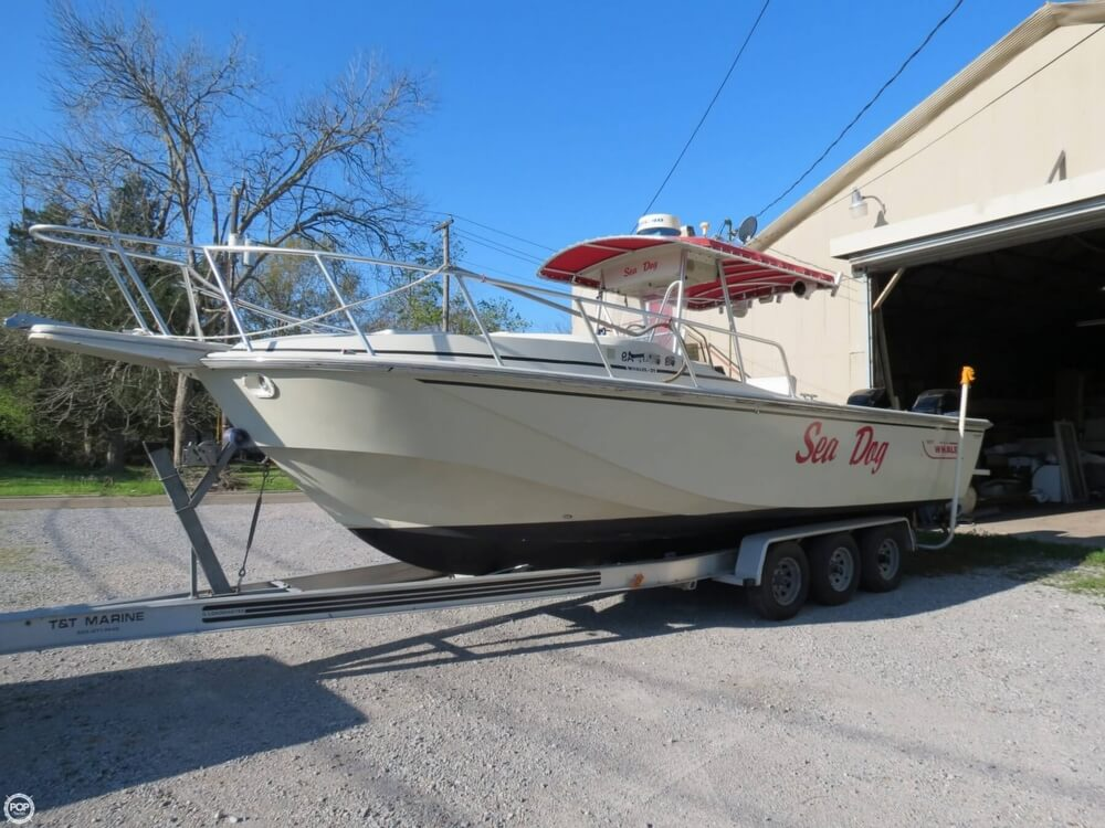 Boston Whaler 27 1986 Boston Whaler 27 for sale in Franklin, LA