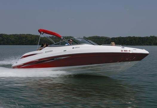 Yamaha Boats SX230 HO Manufacturer Provided Image