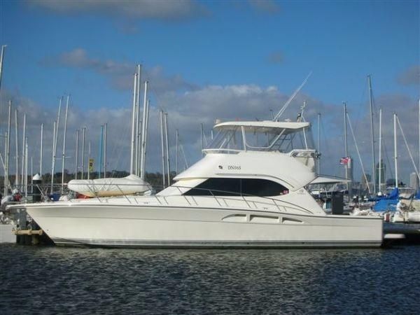 Riviera 47 Series I Flybridge