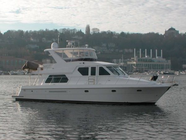 Compass Raised Pilothouse