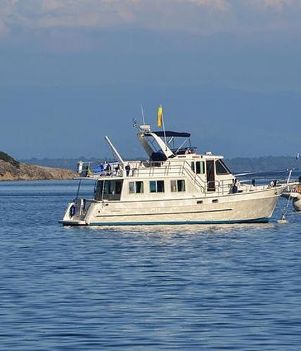 North Pacific 42' Pilothouse