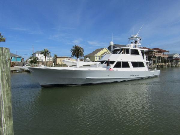 Custom Sport Yacht - 75