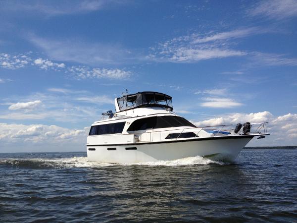 Ocean 53 Motor Yacht