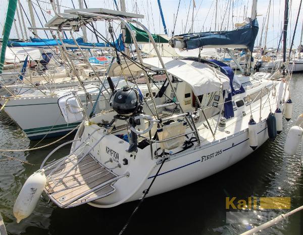 Beneteau First 285 BENETEAU FIRST 285 (9)
