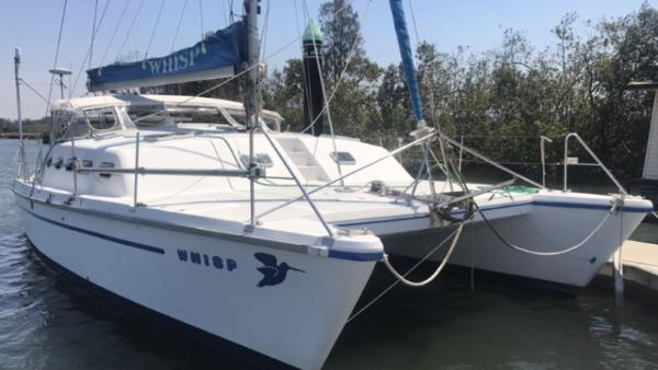 Catamaran Tasman Elite 11