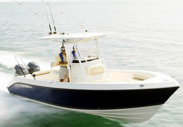 Cobia 256 Center Console Manufacturer Provided Image