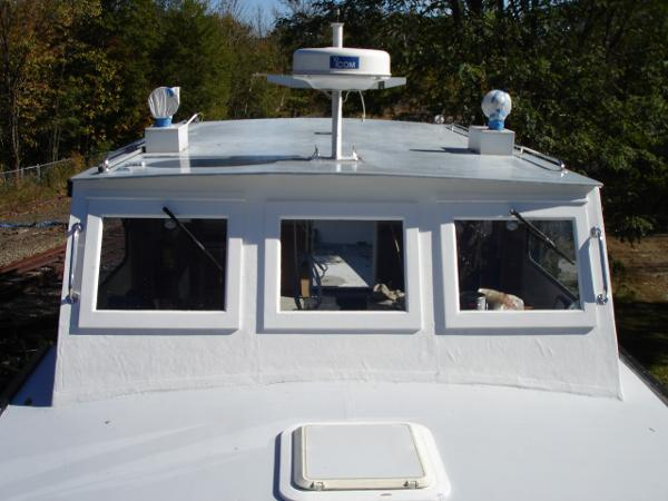 40' Downeast Lobster Yacht For Sale