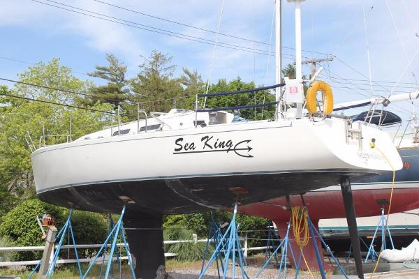 J Boats J/120 Main