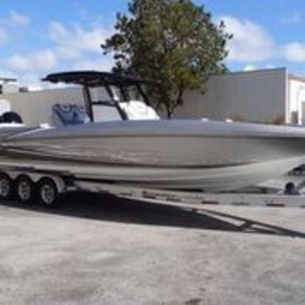 Sunsation Powerboats 32 CCX
