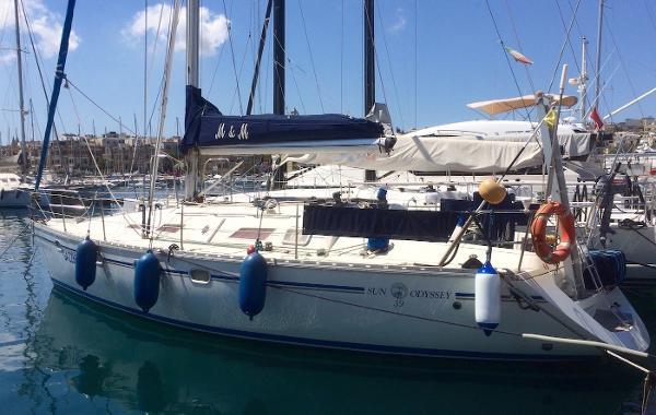 Jeanneau Sun Odyssey 39 Jeanneau 39 Sun Odyssey Malta