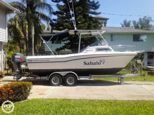 Grady-White Seafarer 22 1987 Grady-White Seafarer 22 for sale in Fort Myers, FL