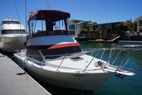 Used sports fishing boats for sale in huntington beach for Deep sea fishing boats for sale