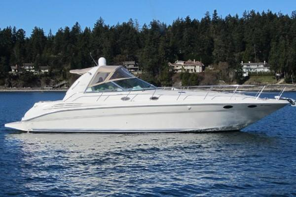 Sea Ray 400 Sundancer 1997 Sea Ray 400 Sundancer