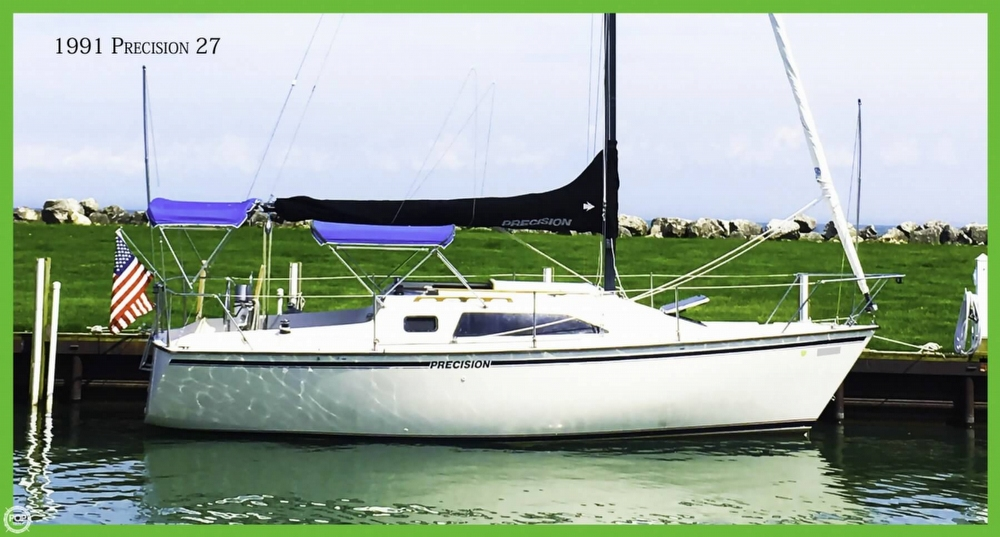 Precision 27 1991 Precision 27 for sale in Marblehead, OH