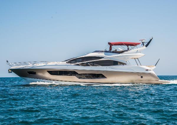 Sunseeker 80 Sport Yacht Sunseeker 80 Sport Yacht