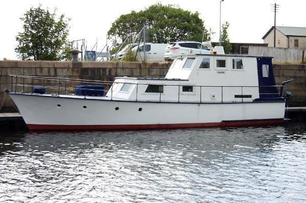 Joyce 15m TSDMY 15m TSDMY Built 1966 ( Live aboard )