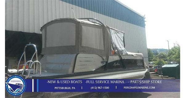 Avalon Catalina 2585 Platinum Elite
